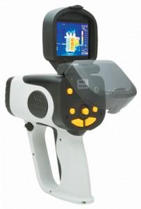 Termografi og termograferings kamera